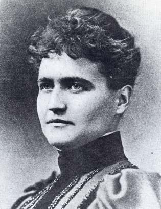 Mrs. Eliza Scidmore Courtesy Washingtonian Division , DC Public Library