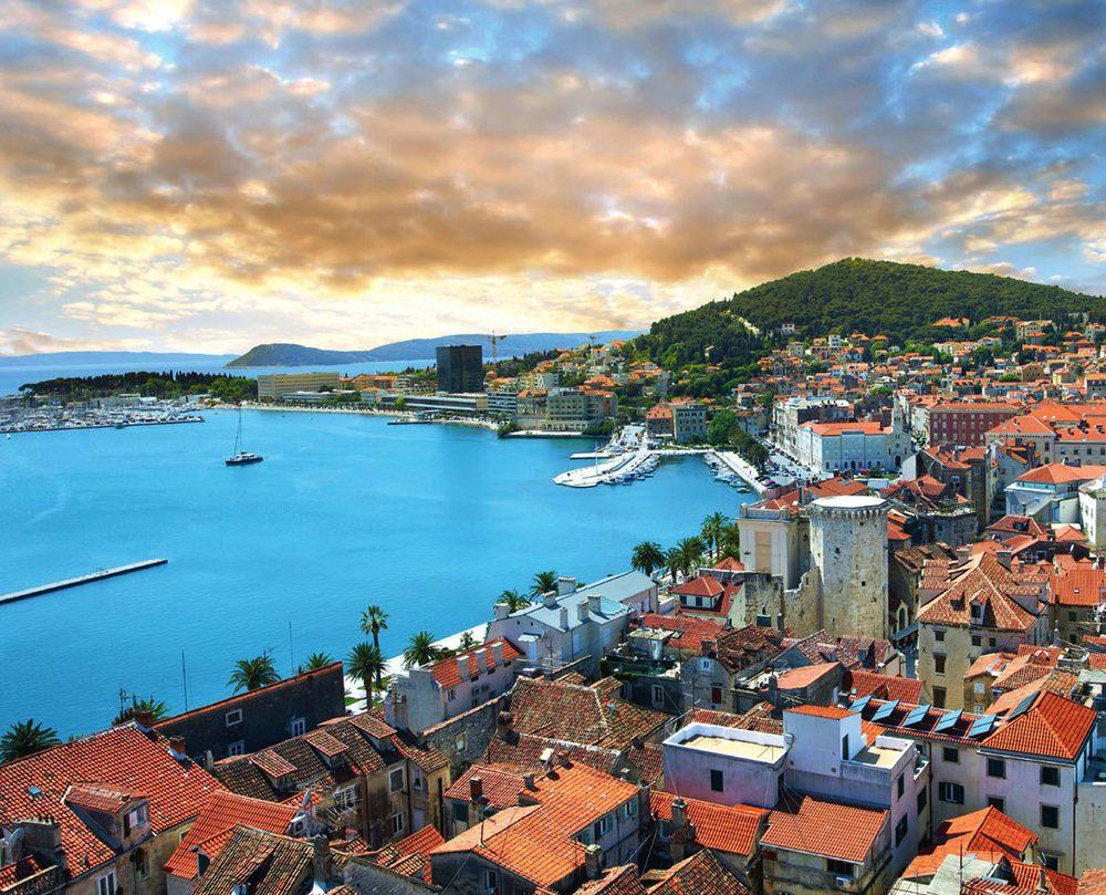 Aluguel de barco, passeio de lancha Croacia, Montenegro, SPLI, Dubrovnick, HVAR