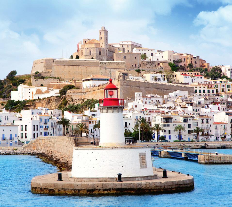 Aluguel de barco, passeio de lancha Ibiza, Formentera, Palma de Mallorca, Baleares