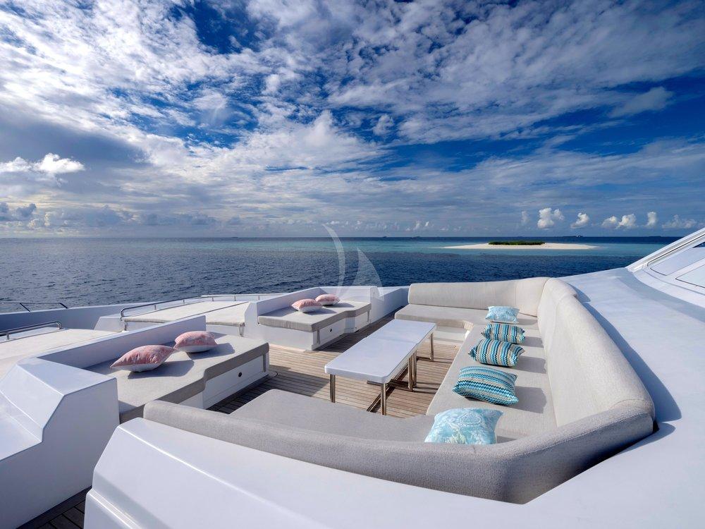Aluguel de barco Maldivas