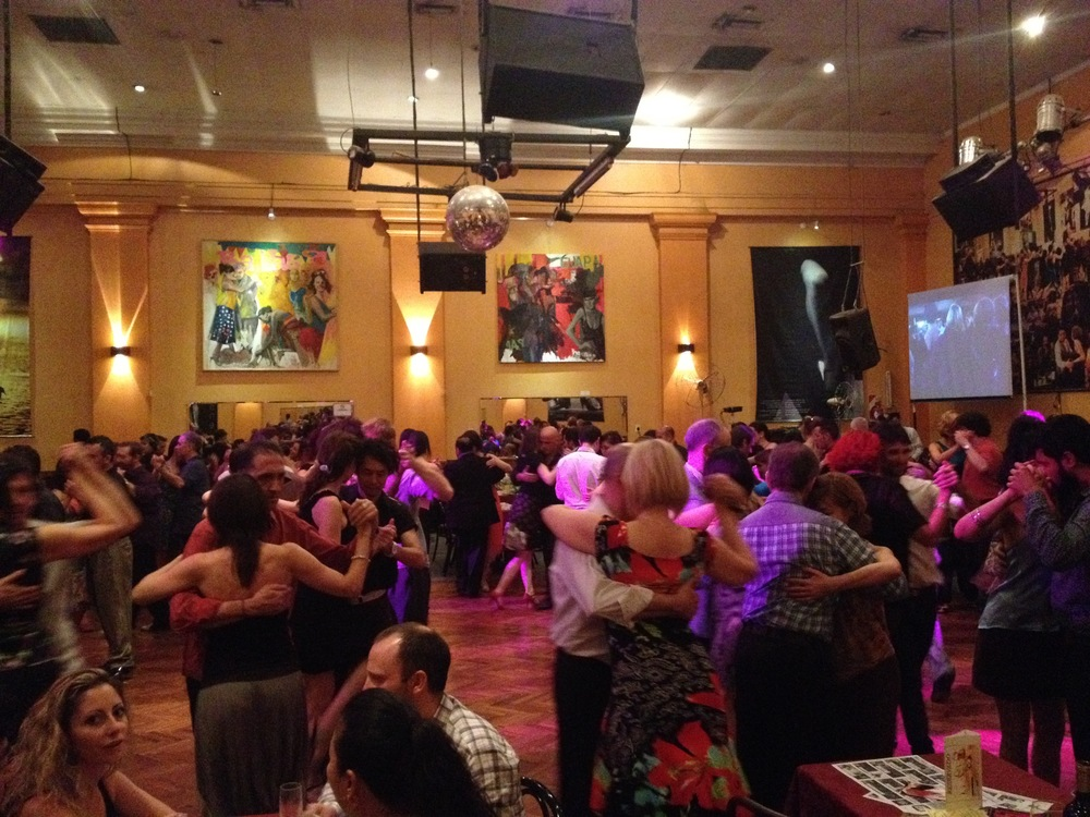 Learn to dance and visit a milonga to experience the authentic social Argentine Tango