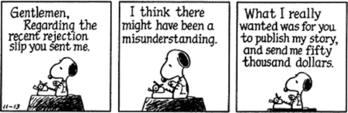 © Peanuts, by Charles M. Schulz