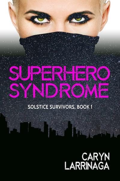 Superhero Syndrome  full-size cover