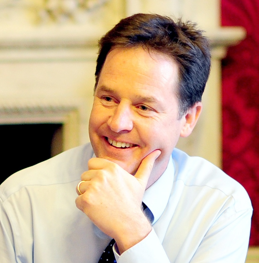Nick Clegg - Nick Clegg served as Deputy Prime Minister in Britain's first post war Coalition Government from 2010 to 2015. He was Leader of the Liberal Democrats from 2007 to 2015 and was Member of Parliament for Sheffield Hallam for 12 years up until the General Election in June 2017.Prior to his entry into British politics, he served as a leading Member of the European Parliament on trade and industry affairs and as an international trade negotiator in the European Commission
