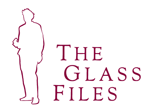 The Glass Files logo