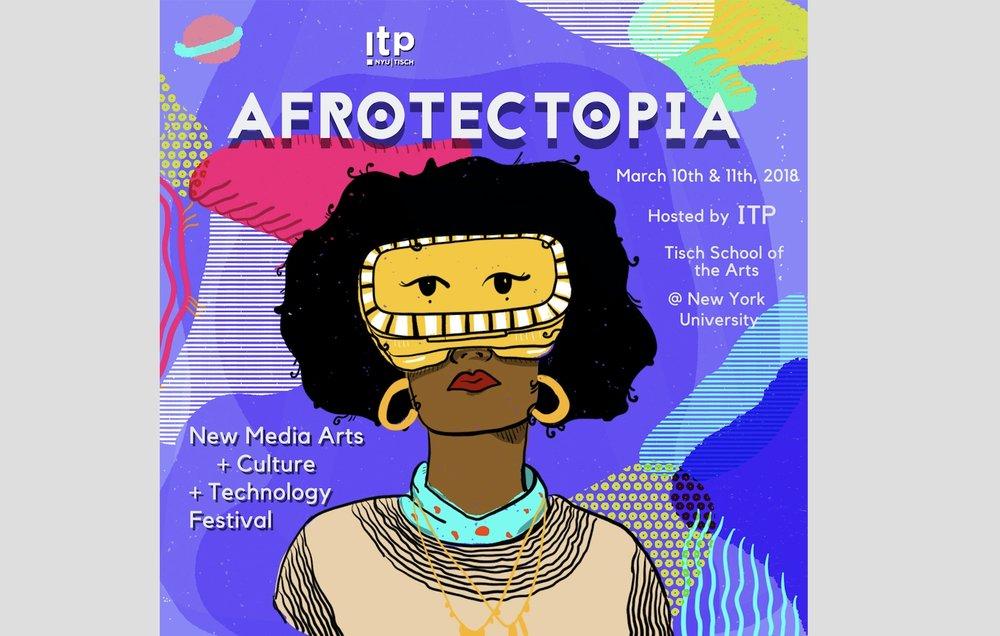 Image: Afrotectopia, NYU