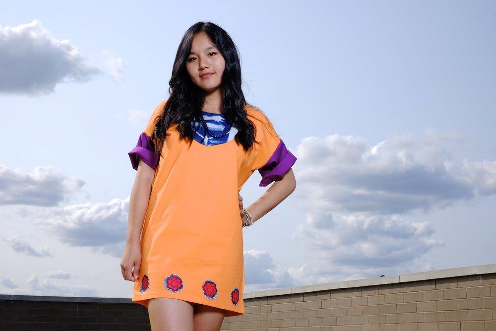 Nikki's Spring 2013 Fashion Outfit