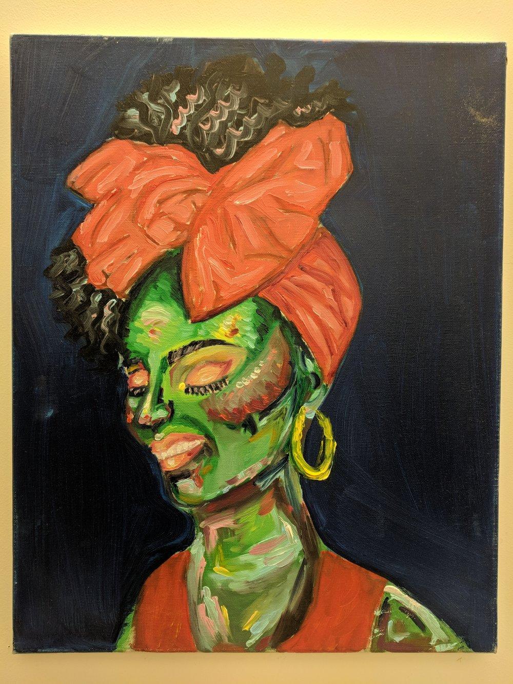 Self-Portrait by Jeni