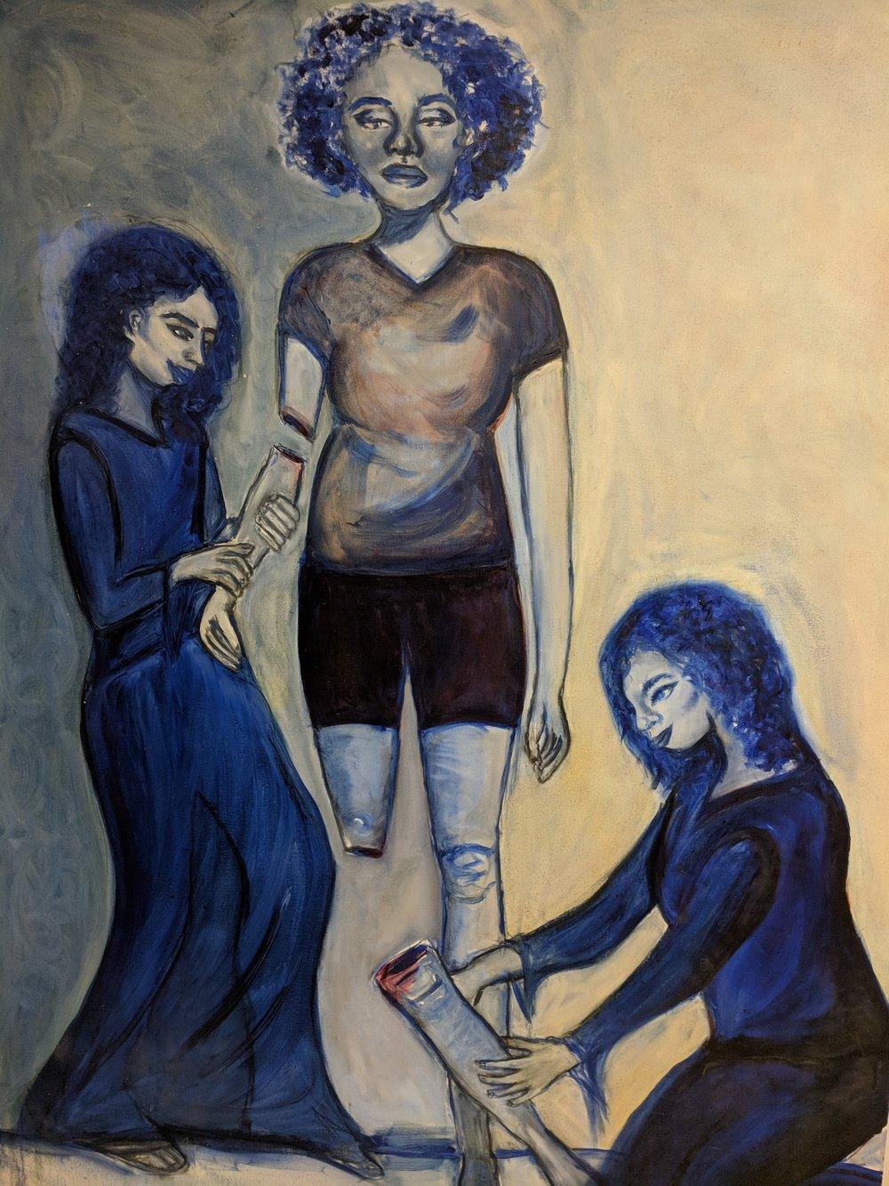 Michaela's Painting