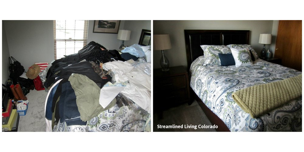 Castle Pines Guest Room 2 signed reorganized organized professional organizer purged purge donate donations Streamlined Living Colorado.jpg