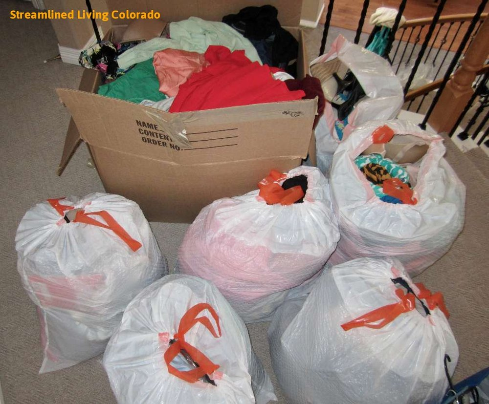 Purged purge donations professional organizer Streamlined Living Colorado.jpg