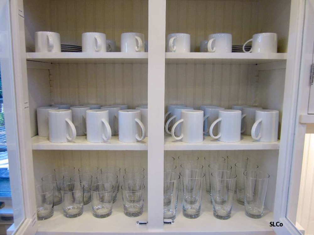 Everyday cups and glasses