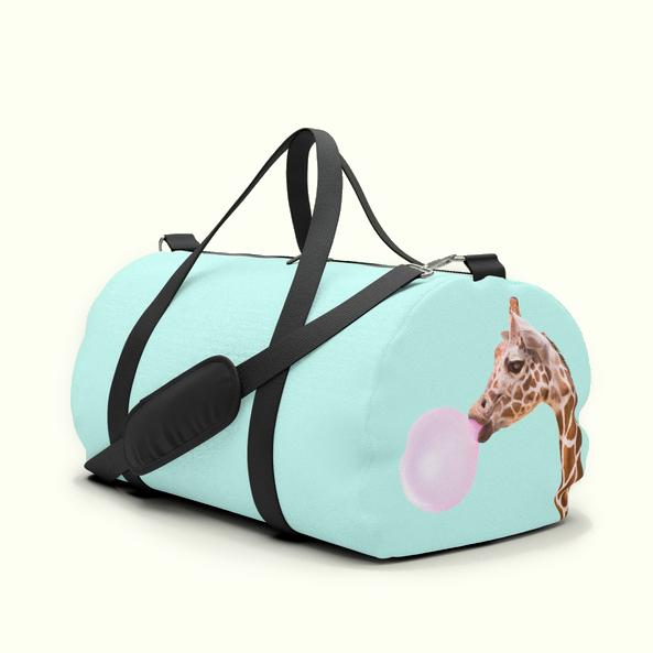 DUFFLE BAGS -