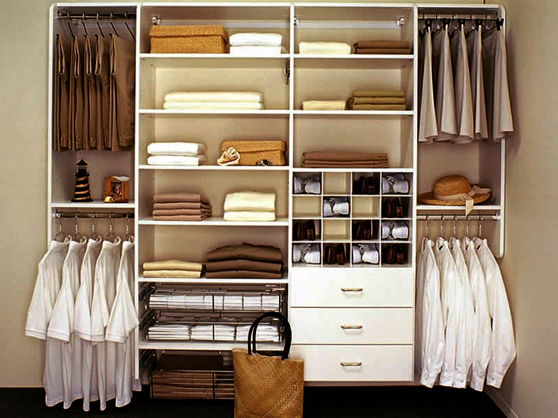 Reach In Closet Systems