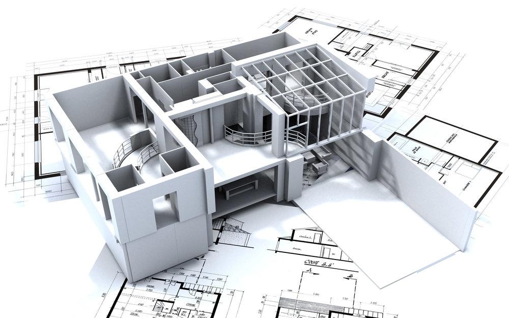 Nous recréons l'appartement depuis les plans d'architectes 2D ou depuis les fichiers 3D de logiciels d'architectures