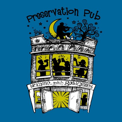 Haunt Partner Preservation Pub