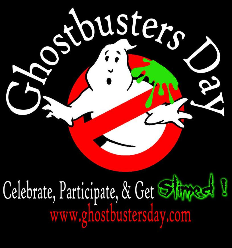 Haunt Partner GhostbustersDay