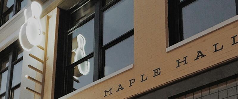 Maple Hall | Knoxville, TN