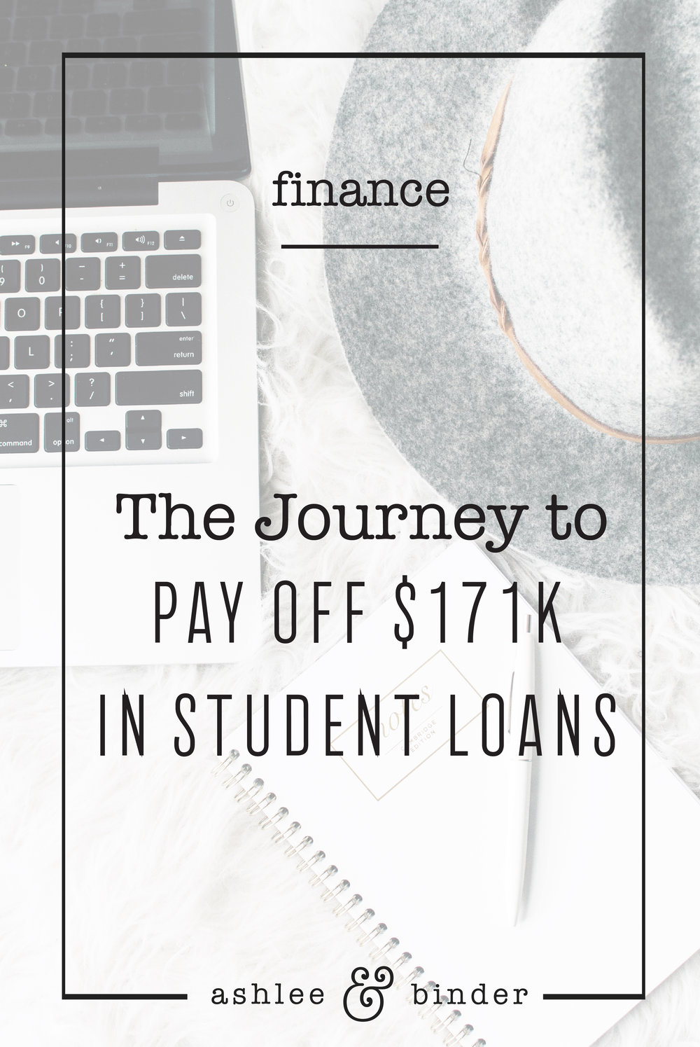The Journey to Pay off $171K in Student Loan Debt