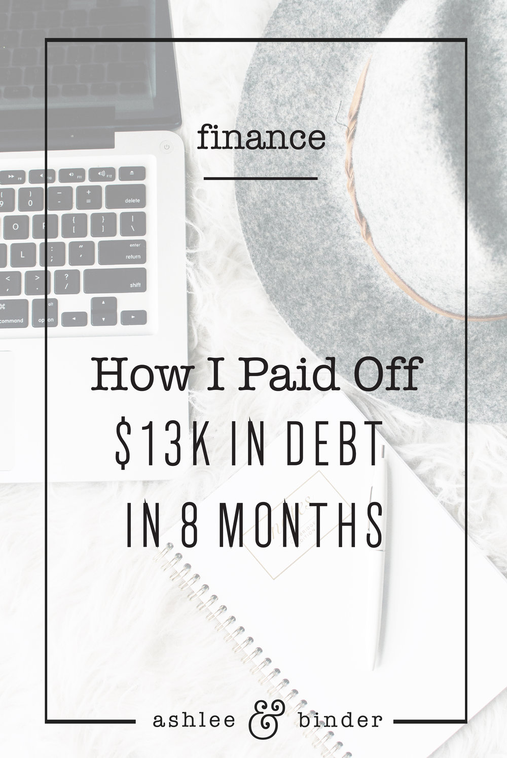 How I Paid Off $13K in Student Loan Debt in 8 Months