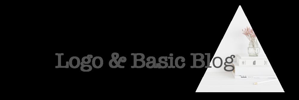 Logo & Basic Blog Package