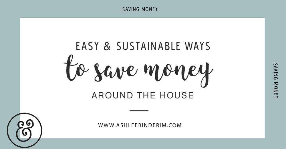 Saving Money by DIY'ing