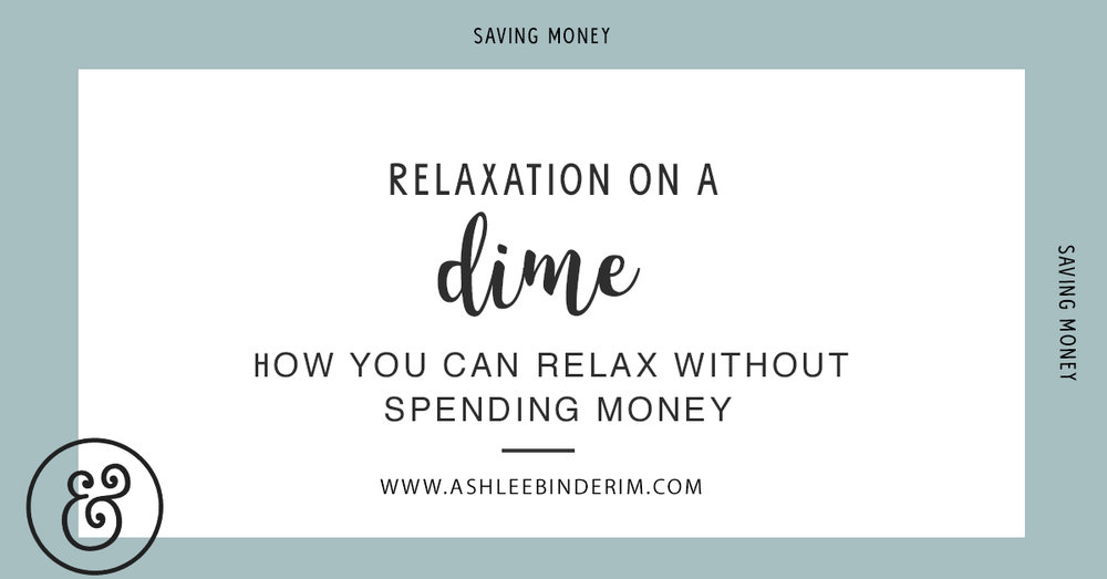 Relaxation on a Dime