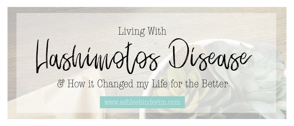 Living With Hashimoto's Disease