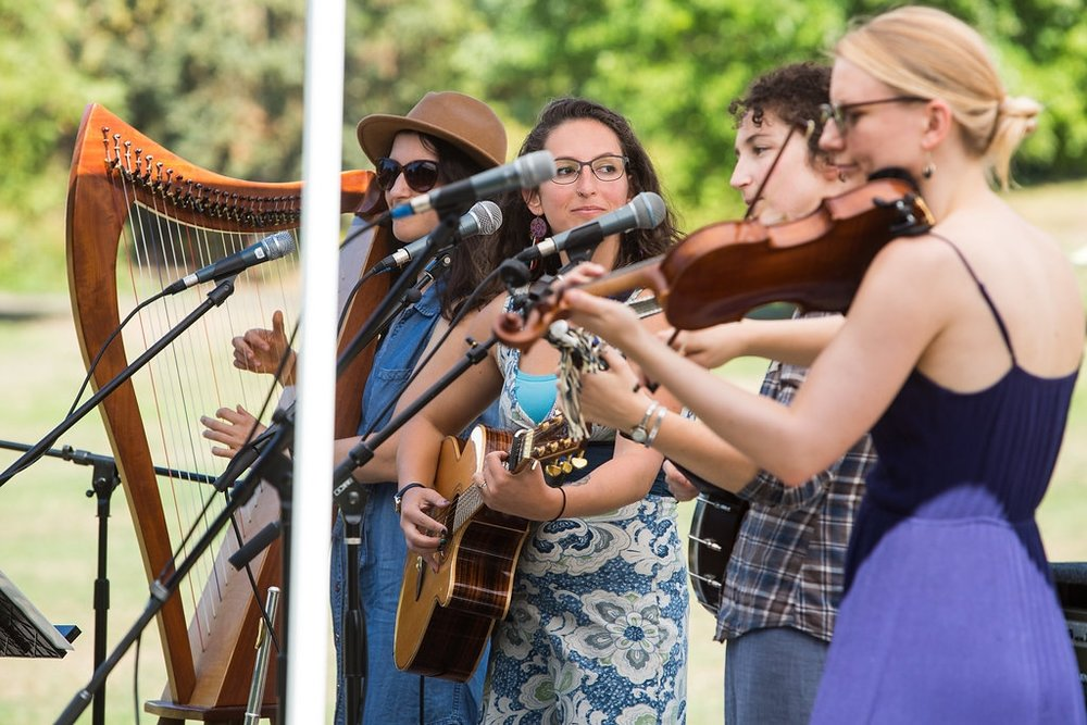 "Music Events - Gentle Creatures Performing at the Nurture Realty 2018 Client Appreciation PicnicPhoto by Jeremy Running Photography""Music can change the world because it can change people."" ― Bono"