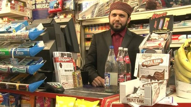 "Asad Shah was killed by a fellow Muslim in Glasgow because he apparently ""insulted Islam."""