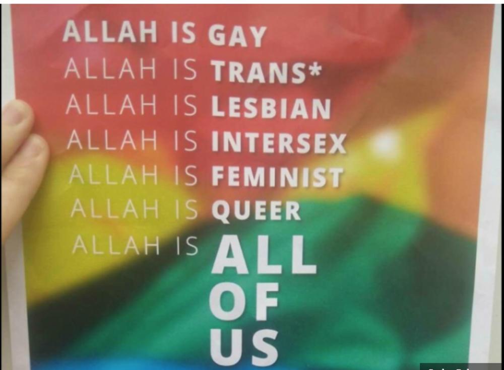 Trans Allah, Inshallah!