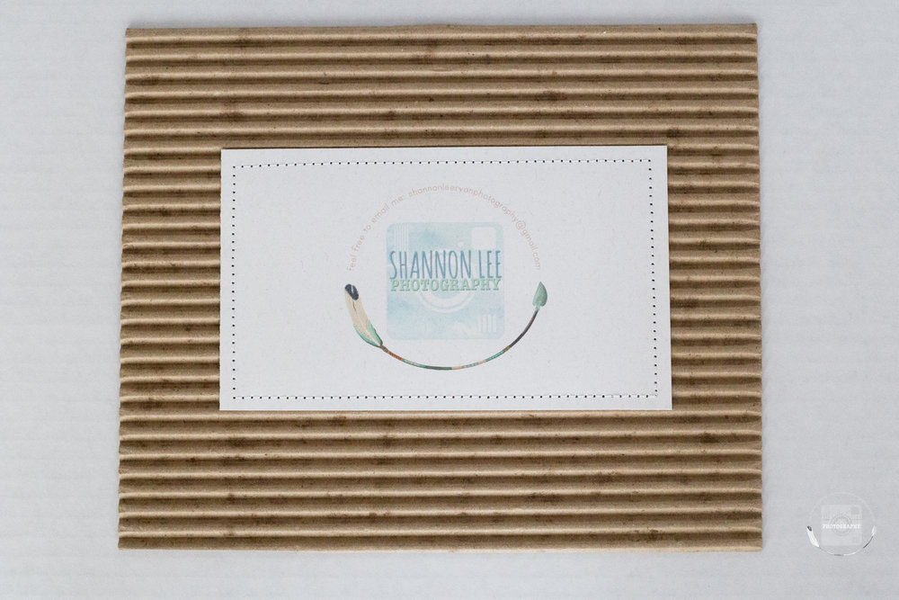Packaging Print Box From Shannon Lee Photography | Long Island