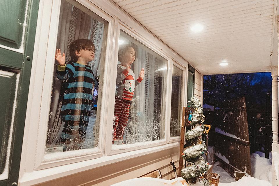 Boys |Winter |Pajamas| Blizzard