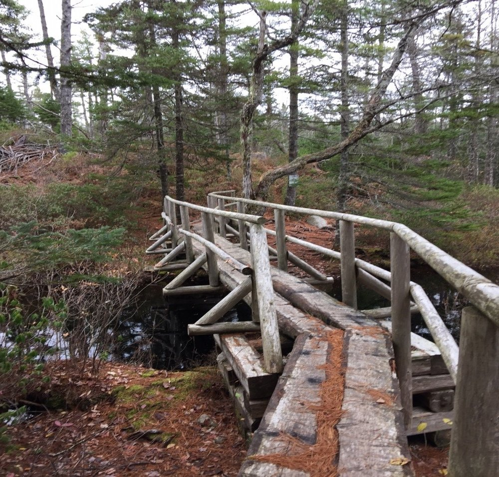 The Crowbar Wilderness Trail