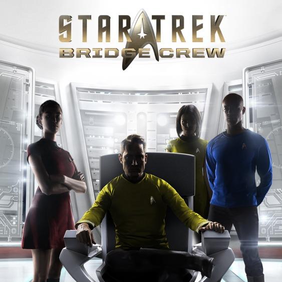 Start Trek Bridge Crew