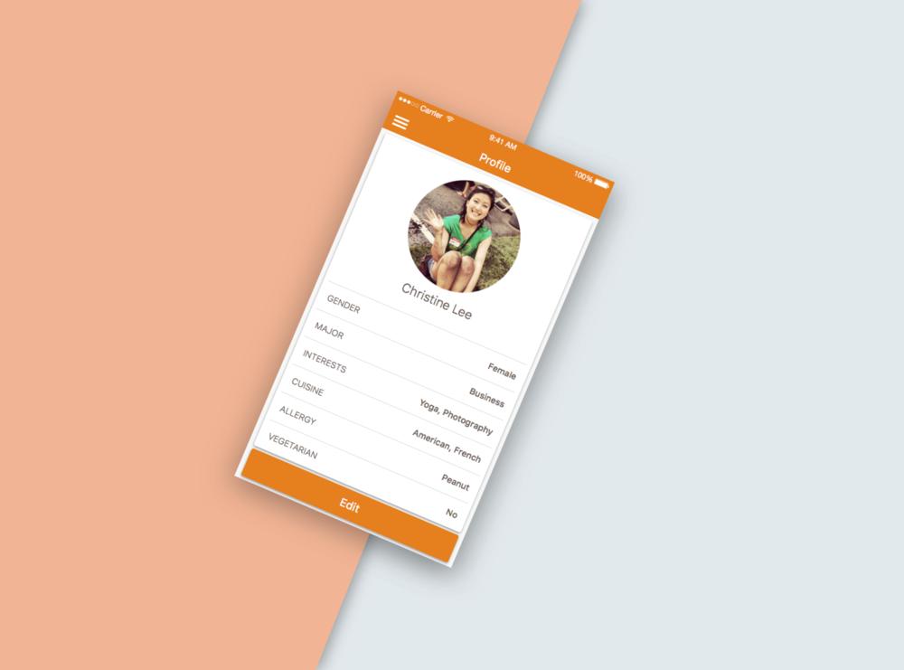 Mealbuddy                     An app to find a mealbuddy