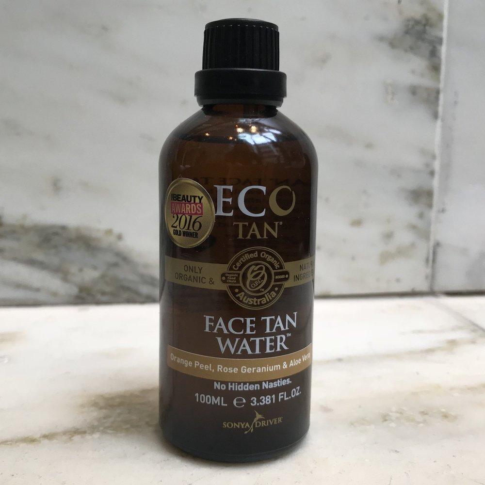 a25d07e6c2d Eco Tan Face Water — Skin Spa {Asheville}