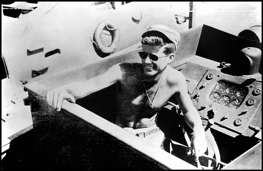 IN SEARCH OF KENNEDY'S PT109 for National Geographic tells the extraordinary story of how Bob Ballard, who found the Titanic, located JFK's WW2 boat in the South Pacific; and discovers the people who saved Kennedy's life.