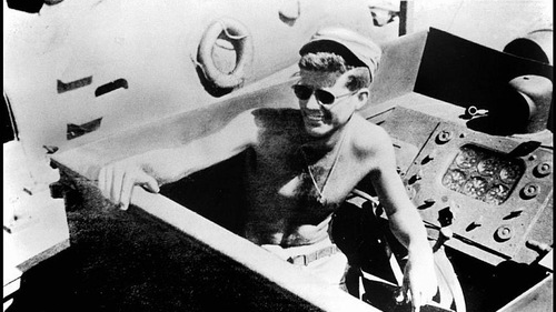 IN SEARCH OF KENNEDY'S PT109 for Nat Geo tells the extraordinary story of the discovery of JFK's WW2 boat in the South Pacific.