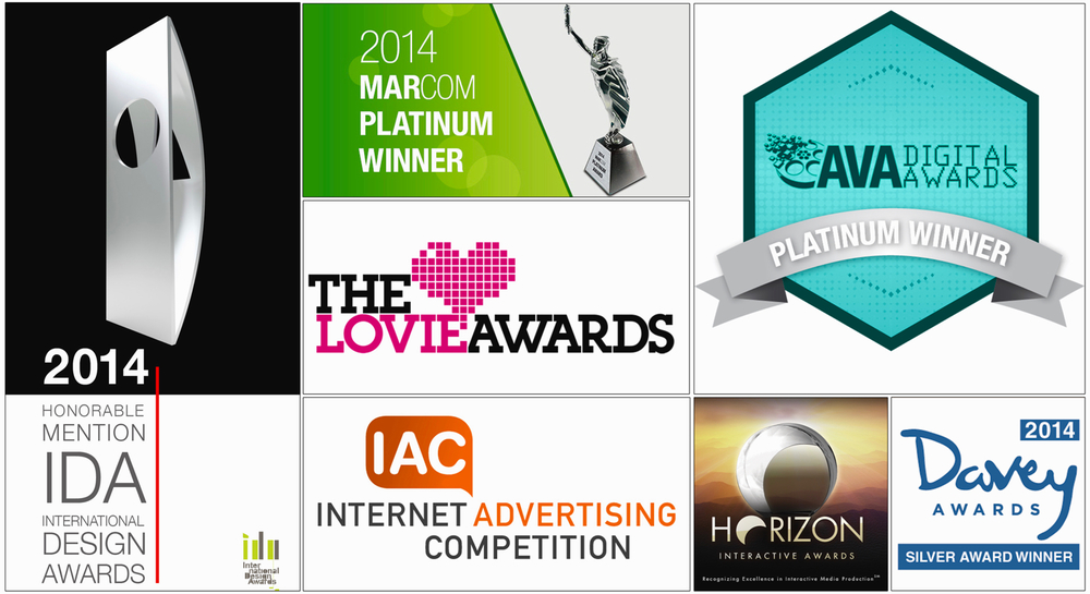 The CTT website has won multiple awards.