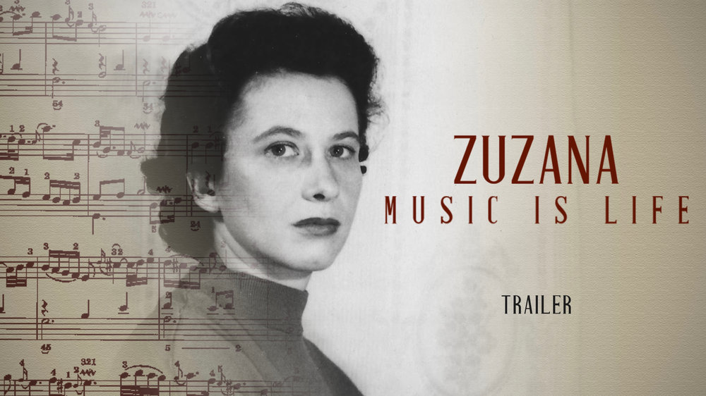 ZUZANA: MUSIC IS LIFE is the triumphant story told by Zuzana Ruzickova, 90, and how she became a world famous harpsichordist and interpreter of Bach under the Communist regime in Czechoslovakia after surviving four concentration camps during her teenage years.