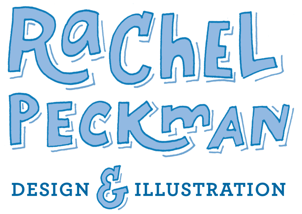 Rachel Peckman, Design & Illustration