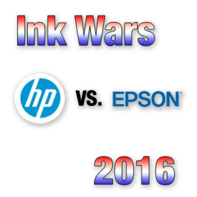 Desktop Printer Ink Wars Part I