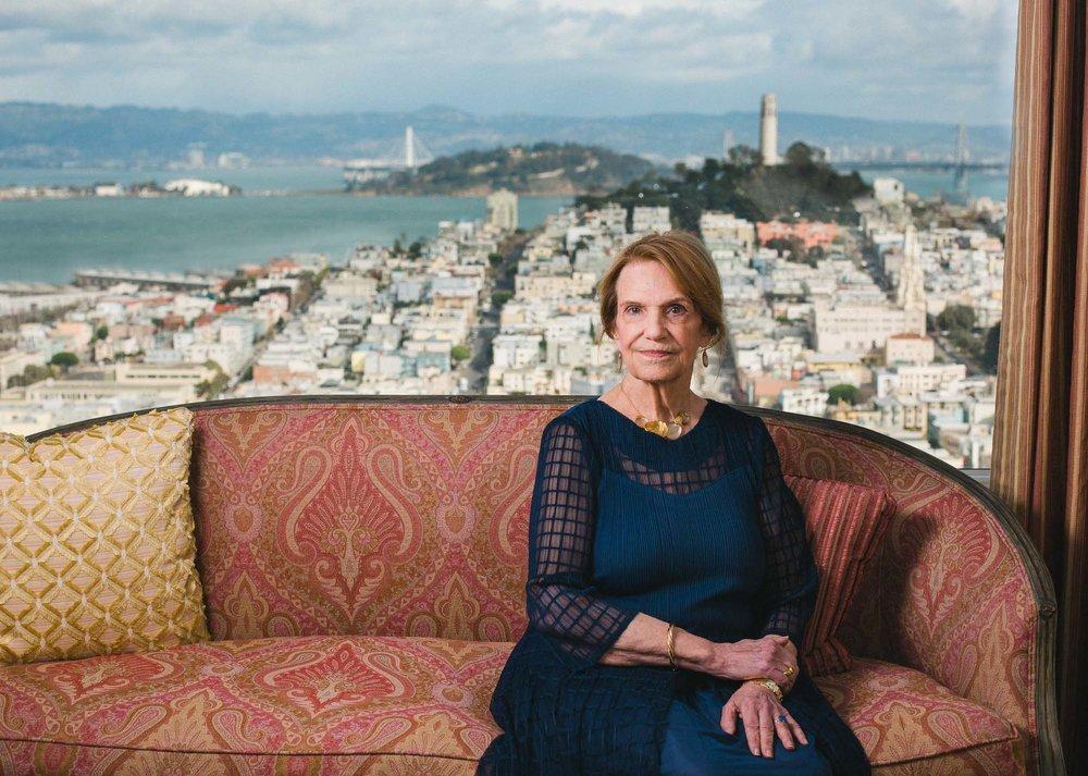 Judy Avery San Francisco Editorial Portrait Photographer, Paul Gargagliano