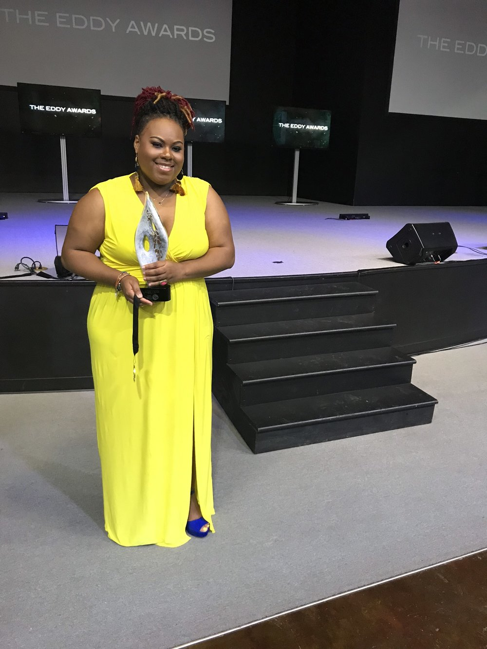 "what's new? - Kasaundra Shields recently won ""Music Video of the Year"" 2019 Eddy Award for her breakout single, Hey Joy!Tune in April 7, 2019 at 7:00 PM on the Impact Television Network(check your local listing)"