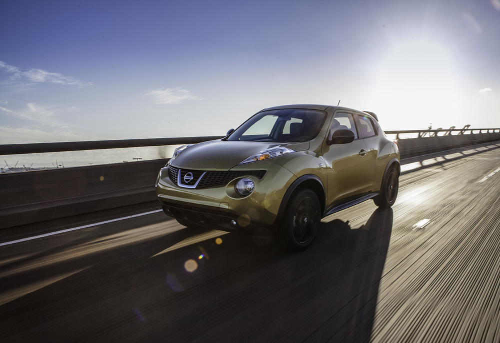 Nissan Juke VT Bridge