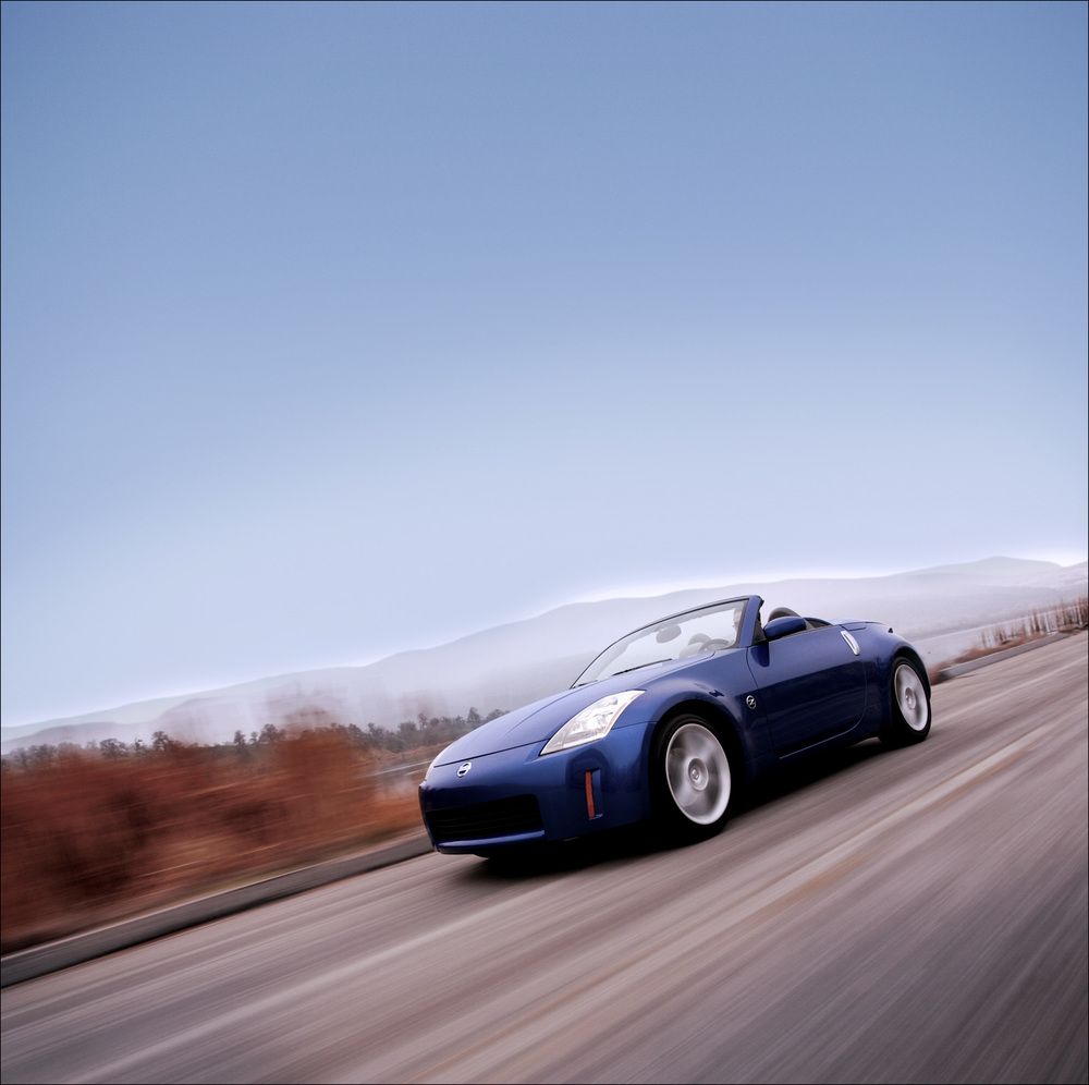 Nissan 350 Z Roadster