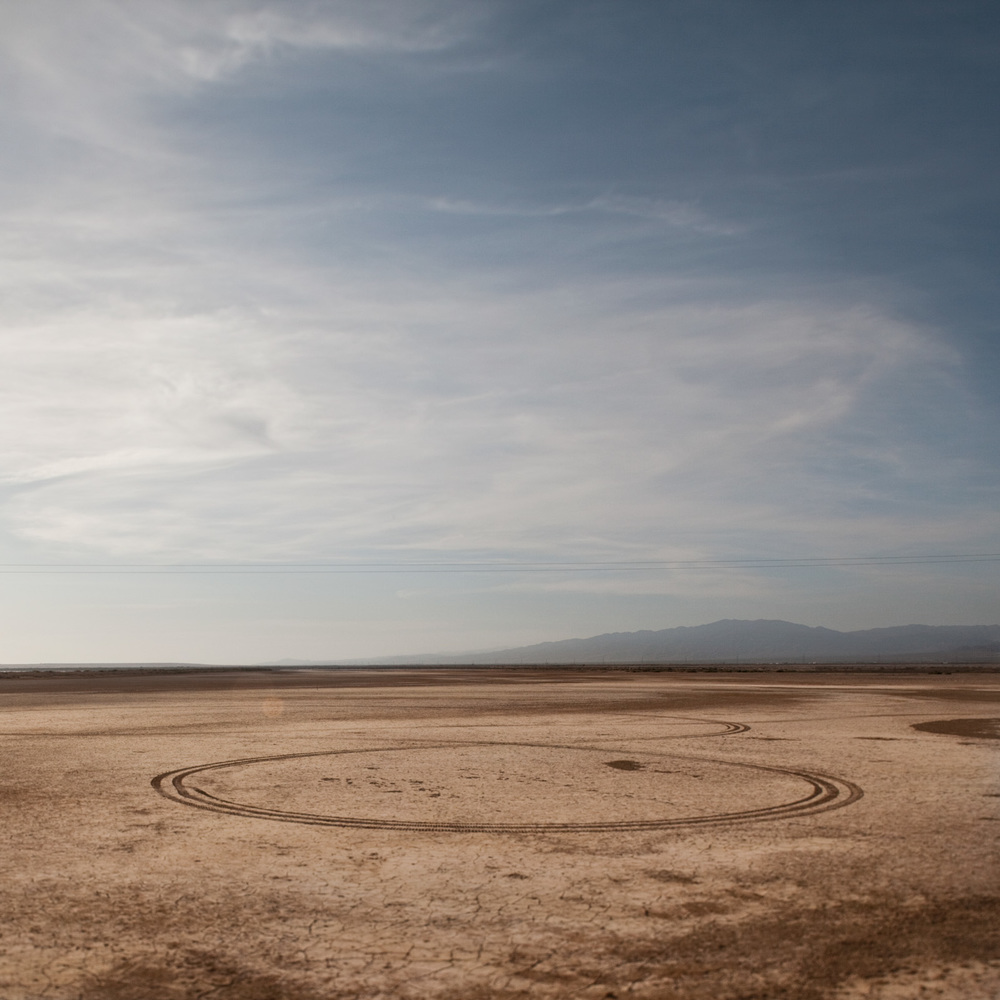 Crop Circle, Anza Borrego Desert