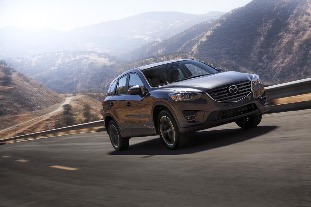 Mazda CX-9 Tejon Pass