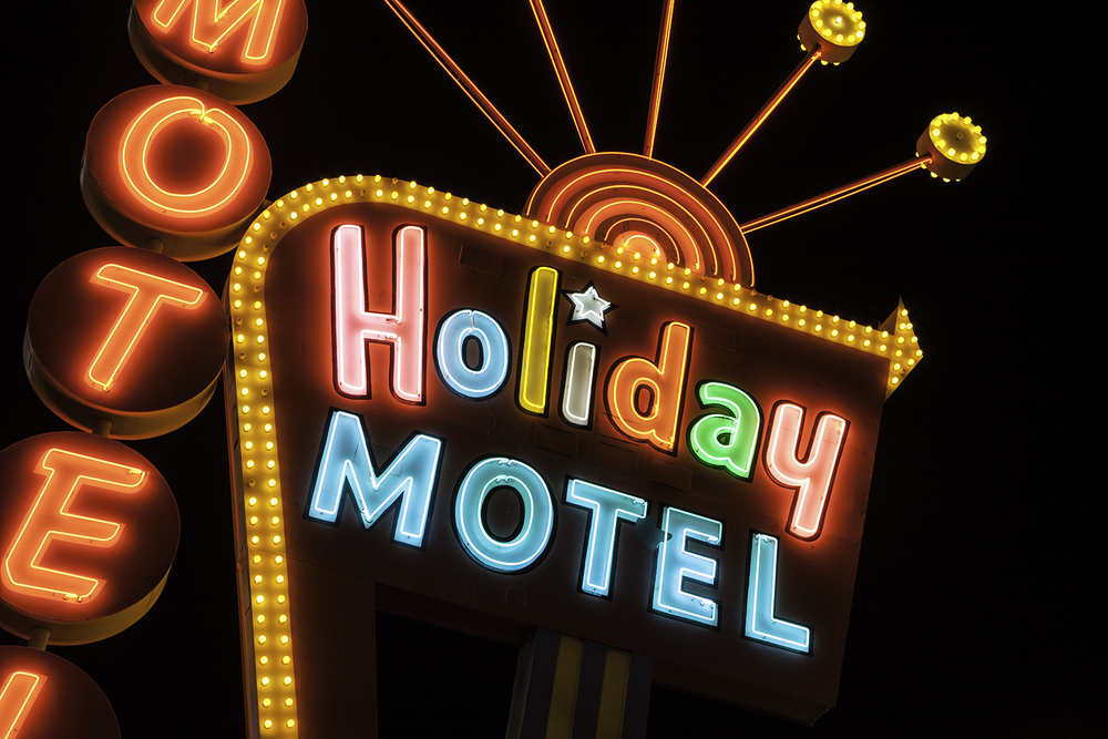 Motel #7 Las Vegas, NV